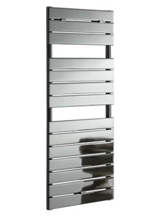 More info Apollo Palermo Chrome Flat Panel Towel Warmer 500 x 800mm