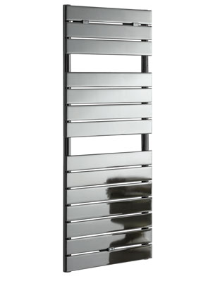 Apollo Palermo Chrome Flat Panel Towel Warmer 500 x 1500mm