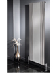 Apollo Capri Vertical Radiator With Mirror Chrome 750 x 1800mm