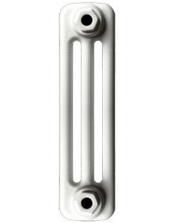 More info Apollo Roma 3 Column 600 x 600mm Horizontal Steel Radiator