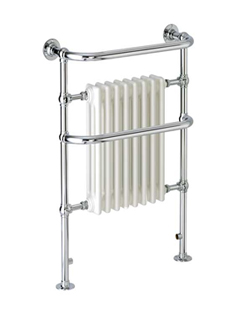 More info Apollo TCR Ravenna Plus Traditional Towel Warmer 695 x 955mm