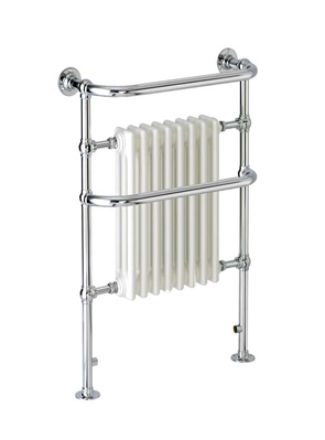 Apollo TCR Ravenna Plus Traditional Towel Warmer 695 x 955mm