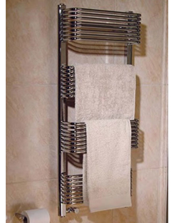 More info Apollo Trieste Superior Towel Warmer 450 x 1070mm White
