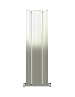 More info Reina Enzo Polished Aluminium Vertical Radiator 280 x 1800mm