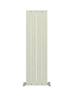 More info Reina Enzo White Aluminium Vertical Radiator 280 x 1800mm