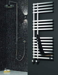 More info Reina Felino 500 x 775mm Chrome Designer Radiator