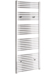 Tivolis Chrome Straight Heated Towel Rail 750 x 1600mm
