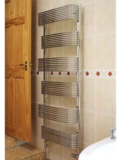 Related Apollo Trieste Superior Plus Towel Warmer 450 x 1070mm White