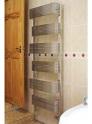 Apollo Trieste Superior Plus Towel Warmer 600 x 1070mm White