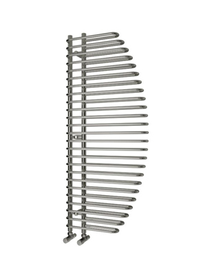 Reina Nola Chrome Designer Radiator 600 x 1400mm