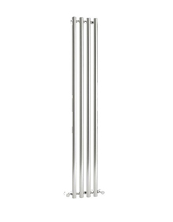 More info Reina Oria Chrome Designer Radiator 270 x 1800mm