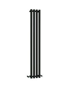 More info Reina Oria Black Designer Radiator 270 x 1800mm