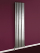 Phoenix Orla Tall 375 x 1600mm Chrome Designer Radiator