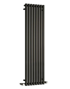 More info Reina Cascia Black Designer Radiator 400 x 1800mm