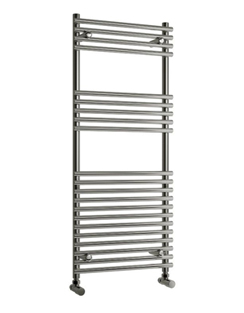 More info Reina Pavia Chrome Designer Radiator 600 x 1200mm