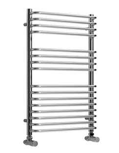 More info Reina Isaro 300 x 1100mm Chrome Designer Radiator
