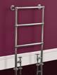 Phoenix Elizabeth 535 x 914mm Traditional Style Heated Towel Rail