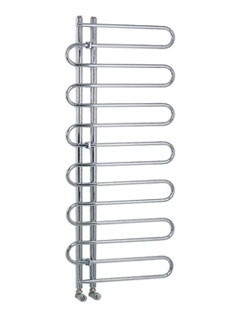More info Reina Jesi Chrome Designer Radiator 600 x 1400mm
