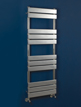 Phoenix Sorento 500 x 1350mm Chrome Designer Heated Towel Rail