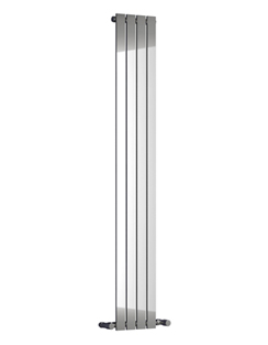 More info Reina Osimo Chrome Designer Radiator 290 x 1800mm