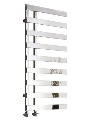 Reina Florina 500 x 1235mm Designer Radiator Chrome