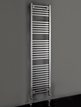 Phoenix Sophia 500 x 800mm Chrome Designer Heated Towel Rail