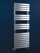 Phoenix Olivia Curved 500 x 1200mm Designer Heated Towel Rail