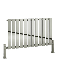 More info Reina Pienza Chrome Designer Radiator 485 x 550mm