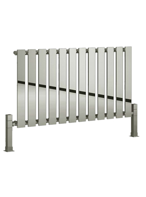 Reina Pienza Chrome Designer Radiator 1165 x 550mm
