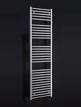 Phoenix Flavia Straight 400 x 1200mm Chrome Electric Towel Rail