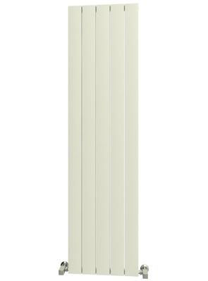 Reina Savona Vertical White Aluminium Radiator 470 x 1800mm
