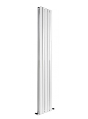 Reina Neva White Double Panel Vertical Radiator 295 x 1500mm