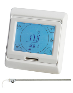 More info Phoenix Digital Touch Screen Thermostat And 150 Watt Heating Element