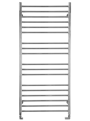 SBH Maxi Flat 600 x 1300mm Stainless Steel Electric Towel Radiator