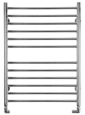 SBH Midi Flat 600 x 810mm Stainless Steel Electric Towel Radiator