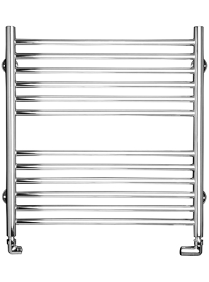 SBH Compact Flat 600 x 600mm Stainless Steel Electric Towel Radiator
