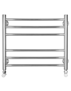 More info SBH Baby Flat 520 x 440mm Stainless Steel Towel Radiator