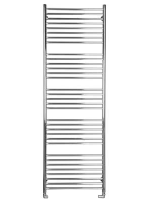 SBH Jumbo Flat 600 x 1800mm Stainless Steel Towel Radiator