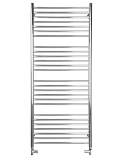 More info SBH Maxi Plus Flat 600 x 1400mm Stainless Steel Towel Radiator