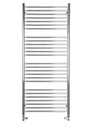 SBH Maxi Plus Flat 600 x 1400mm Stainless Steel Towel Radiator