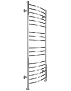 More info SBH Maxi Curve 600 x 1300mm Stainless Steel Towel Radiator