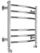 SBH Baby Curve 600 x 440mm Stainless Steel Towel Radiator