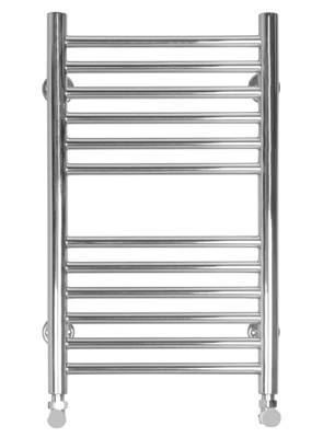 SBH Compact Slim Flat 360 x 600mm Stainless Steel Electric Radiator