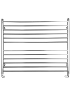 SBH Midi Wide Flat 1000 x 810mm Stainless Steel Electric Radiator