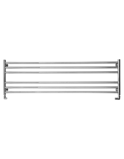 Related SBH Long And Low Wide 1500 x 440mm Stainless Steel Towel Radiator