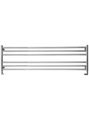 SBH Long And Low Wide 1500 x 440mm Stainless Steel Electric Radiator