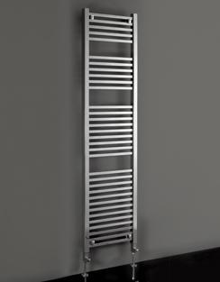 More info Phoenix Sophia 500 x 800mm Chrome Designer Heated Towel Rail