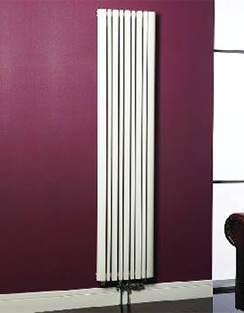 Related Phoenix Tower Vertical 423 x 1800mm White Designer Radiator
