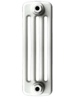 More info Apollo Roma 4 Column 400 x 600mm Horizontal Steel Radiator