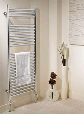 Apollo Venezia Contemporary Towel Rail 500 x 1500mm Chrome